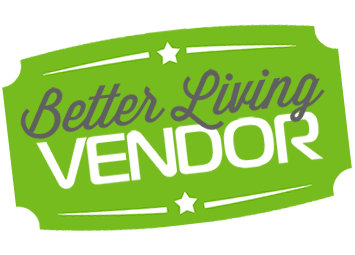 Better Living Vendors badge
