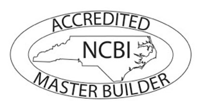 Accredited Master Builder - North Carolina Builder's Institute