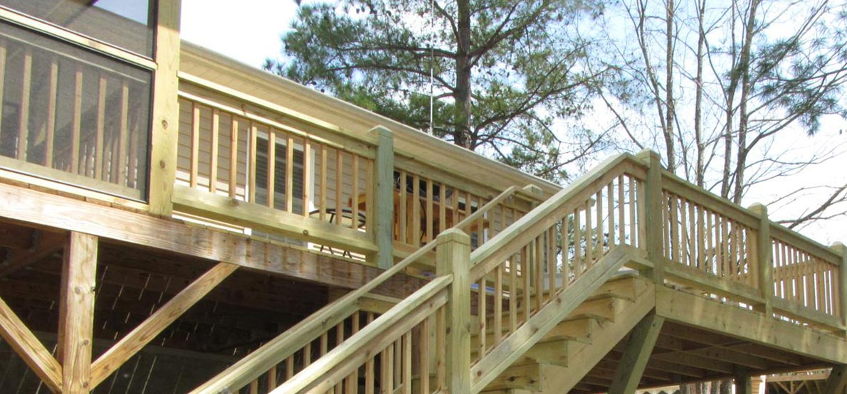 Small home improvements and remodeling in Lenoir NC